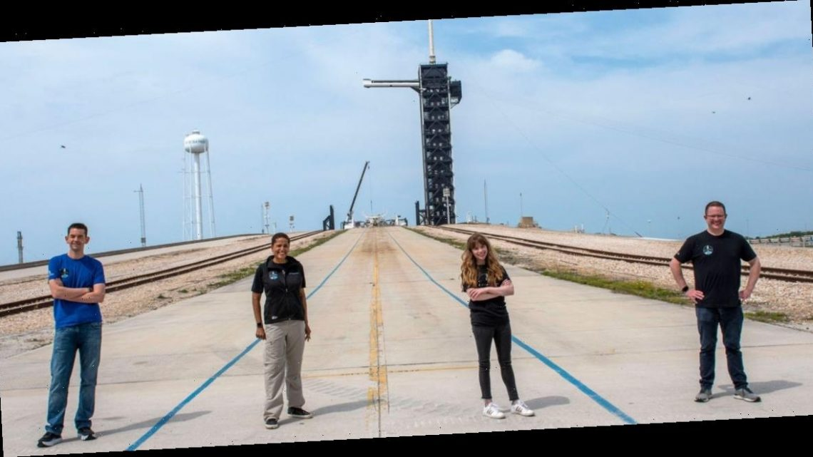 The two final crew members who will orbit Earth on a SpaceX ship, as part of the all-civilian Inspiration4mission, have been revealed