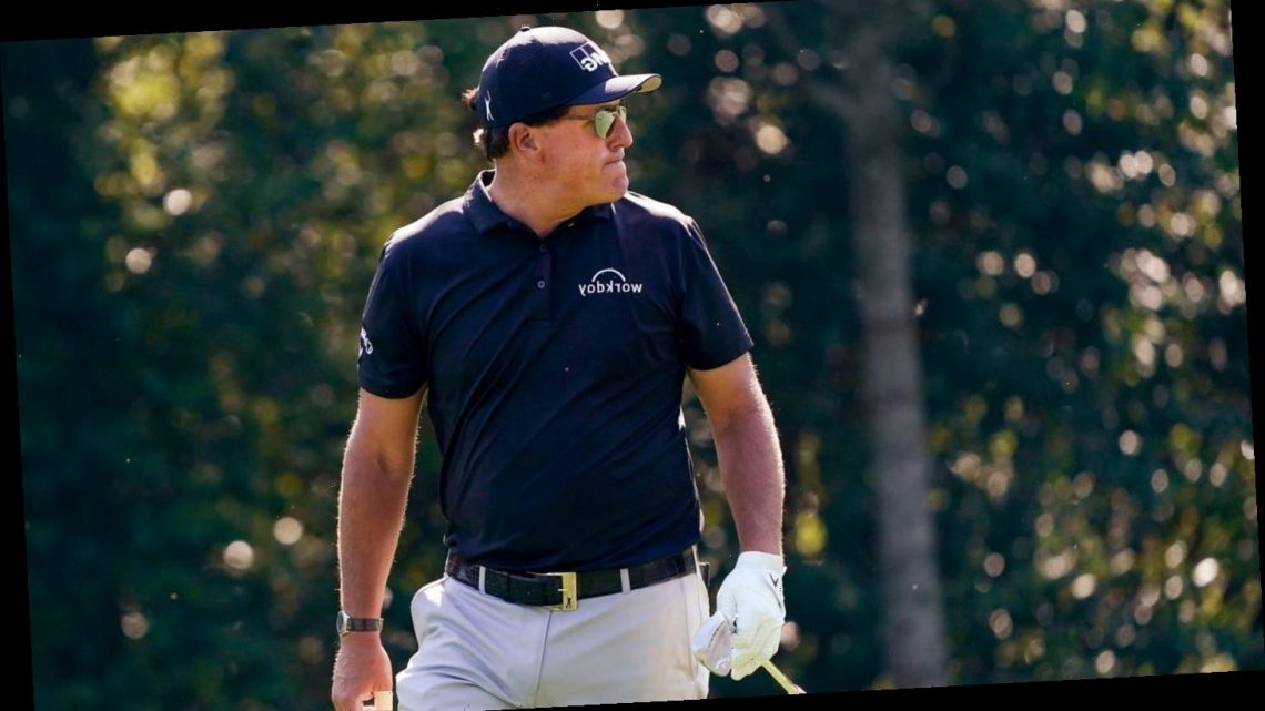 Opinion: Phil Mickelson, Rory McIlroy win the day by speaking up in favor of voting rights