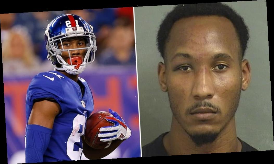 Ex-Giants wide receiver Travis Rudolph remains in custody on murder charge as new details emerge: report