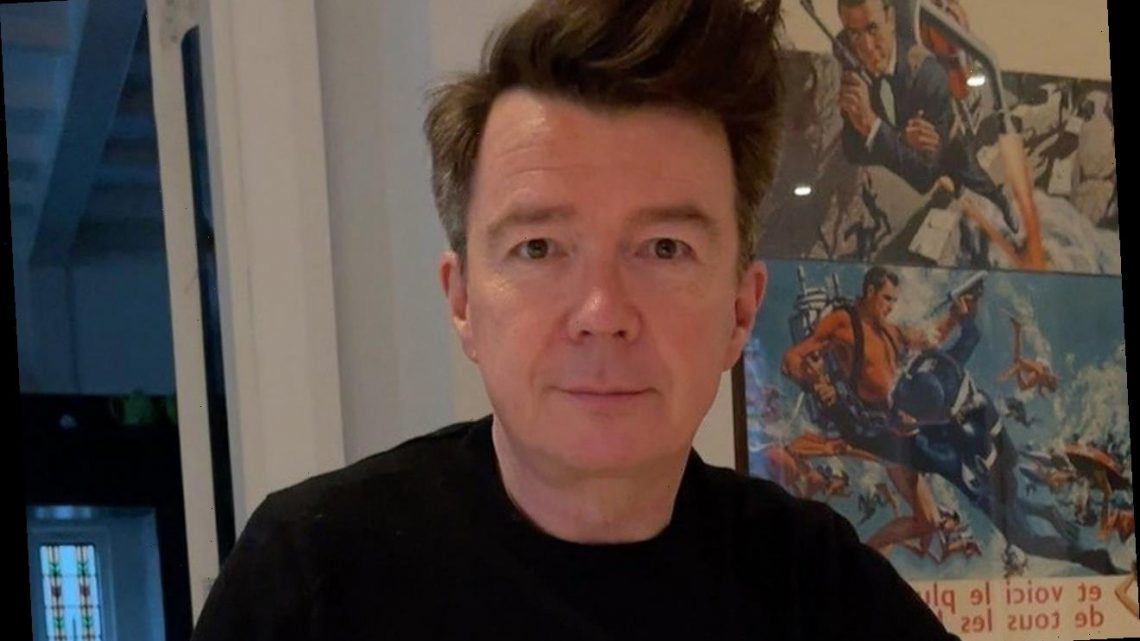 Rick Astley Detaching Himself From Material Possessions Following Robbery