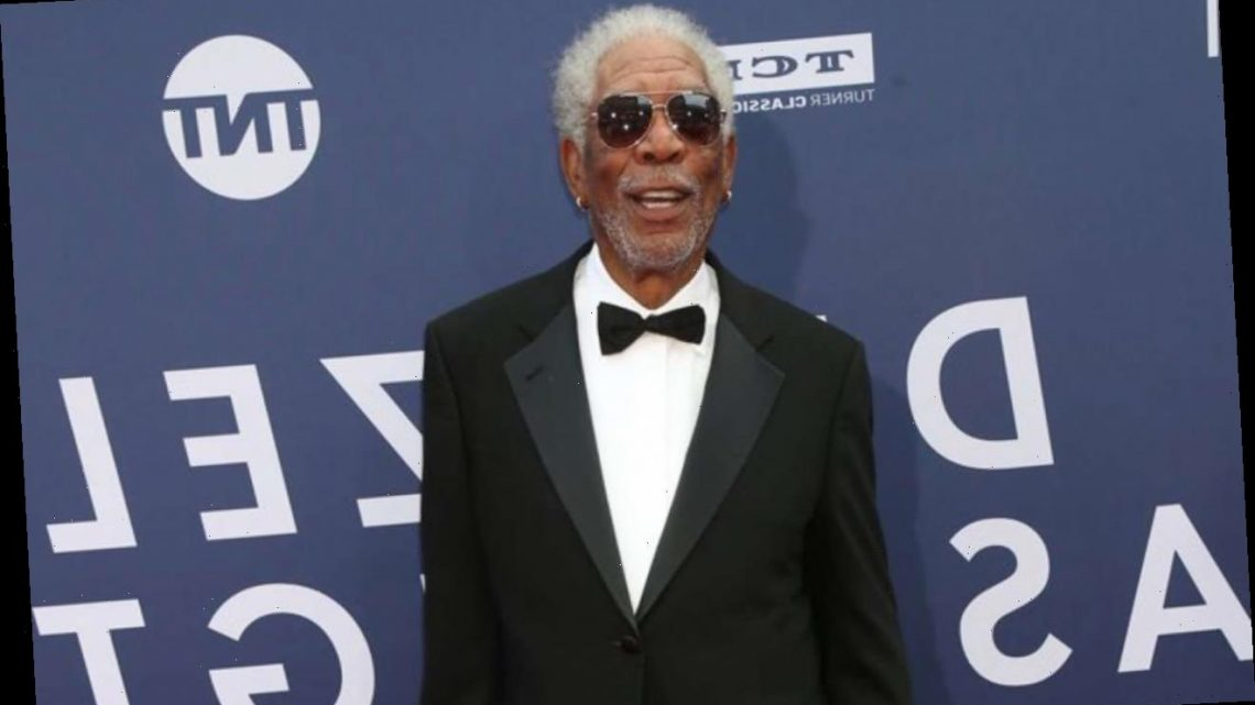 Morgan Freeman's COVID-19 Vaccine PSA Draws Mixed Reactions