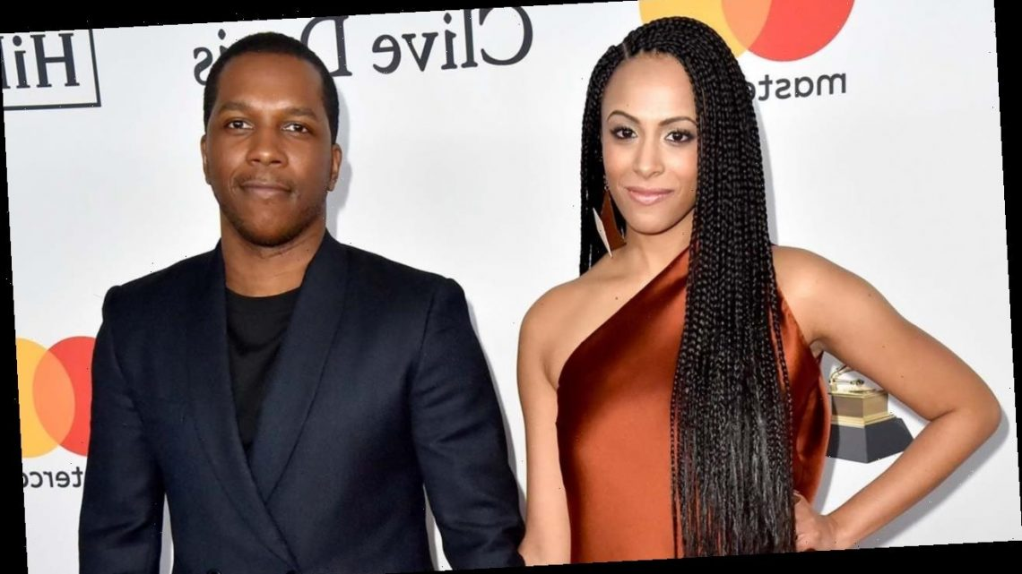 Leslie Odom Jr. and Wife Nicolette Robinson Welcome Baby Boy