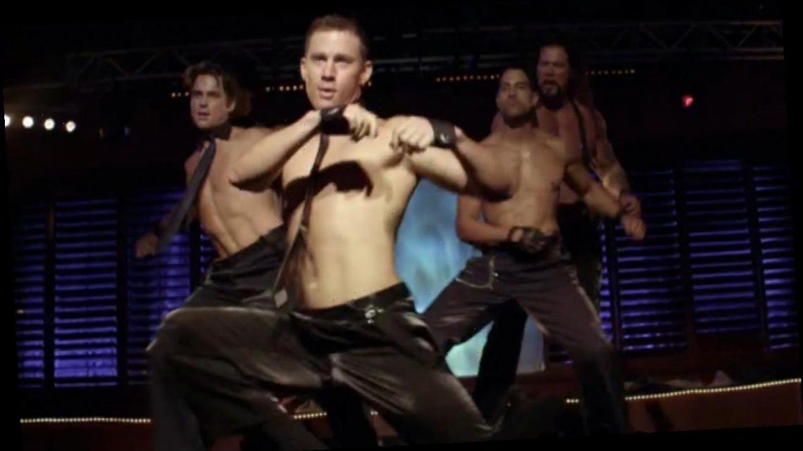 Channing Tatum to Executive Produce 'The Real Magic Mike' for HBO Max