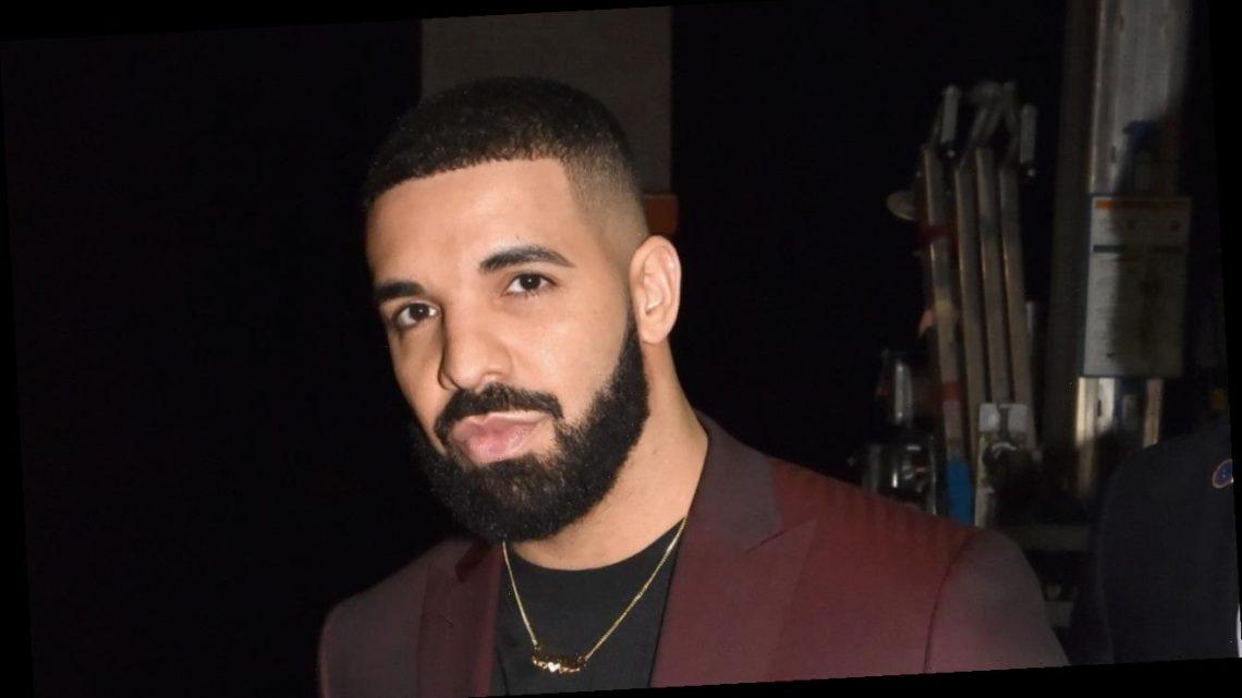 Drake Shares Sweet Clip of 3-Year-Old Son Adonis' Basketball Skills
