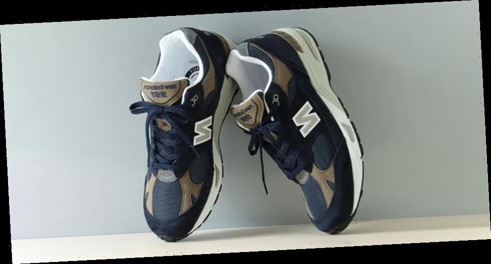 New Balance 991 Releases With Muted Navy and Brown Color Scheme