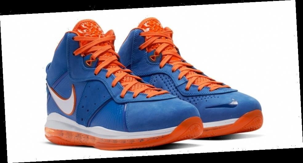 """Once a Rare PE, the Nike Lebron 8 """"HWC"""" Will Now See a Retail Release"""