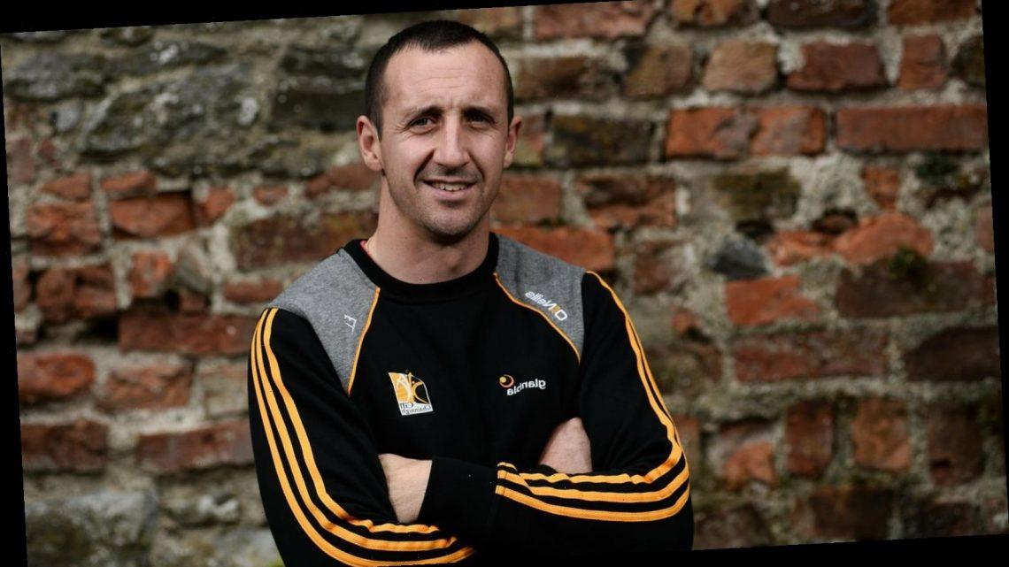 Kilkenny great Eoin Larkin joins Wicklow senior hurling backroom team