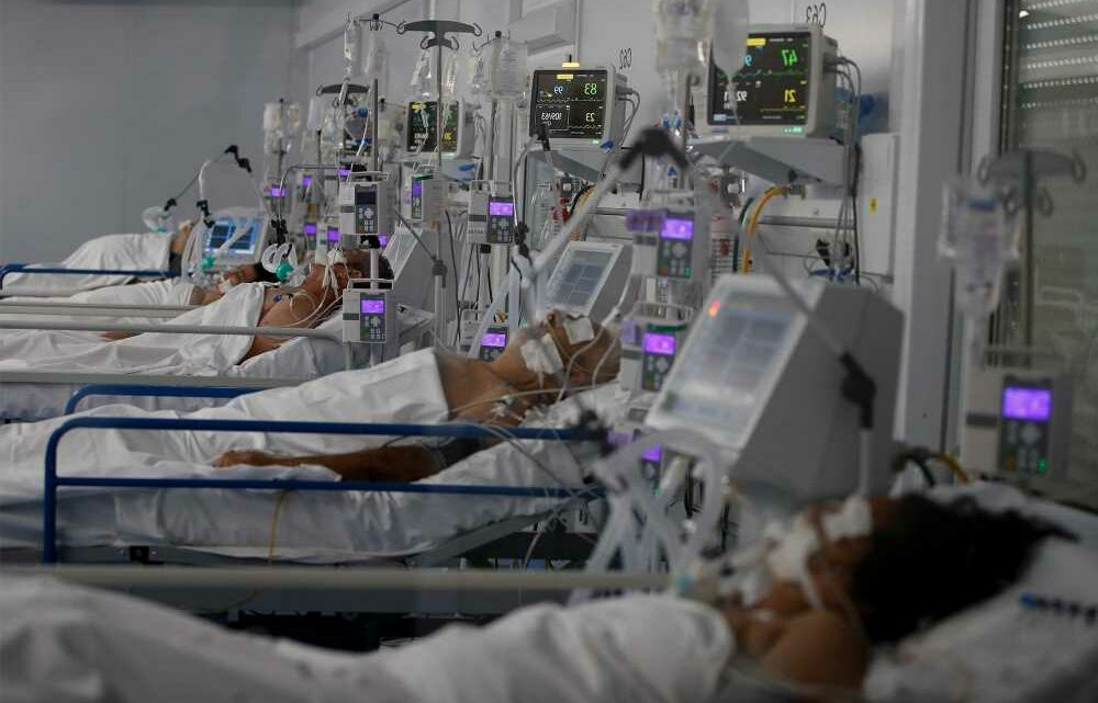 'Hospitals are full' as Argentina COVID-19 cases hit 3 million