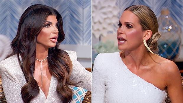'RHONJ' Preview: Teresa & Jackie Get Into A Screaming Match Over The Cheating Rumor — Watch