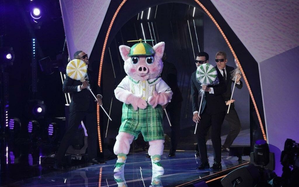 'The Masked Singer' Winner Nick Lachey Said His Kids Knew 'Right Away' He Was Piglet