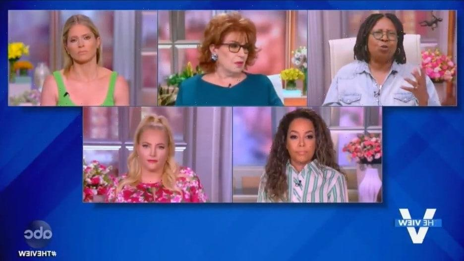 'The View': Joy Behar Tells Meghan McCain to 'Have Some Respect' (Video)