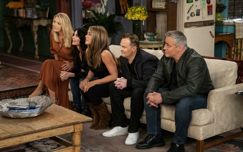 10 Facts About 'Friends' Even Die-Hard Fans Might Not Know