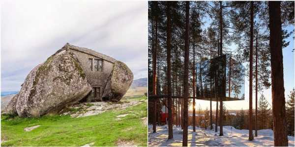 20 photos of homes that blend in seamlessly with nature