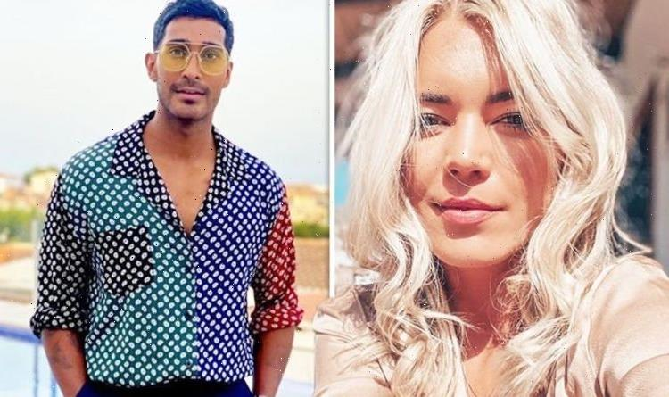 A Place in the Sun presenter Danni Menzies speaks out on 'romance' with co-star Lee