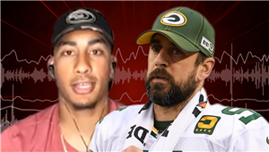 Aaron Rodgers Breaks Silence On Love Pick, 'Not Going To Say I Was Thrilled'