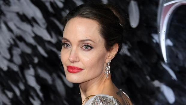 Angelina Jolie Allows Dozens Of Bees To Crawl All Over Her In Powerful Conservation Ad