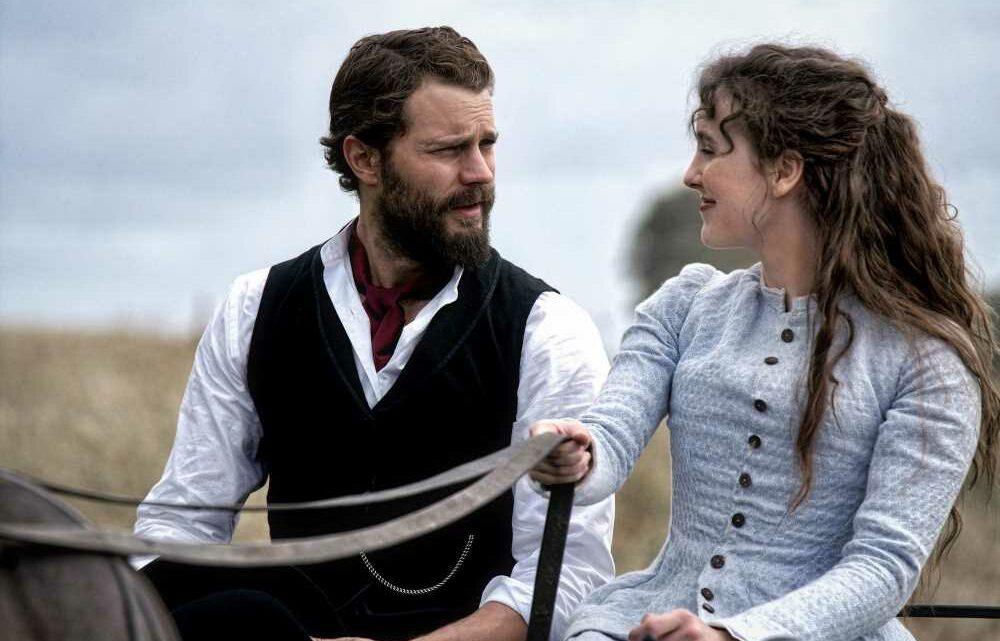 Ann Skelly on working with Jamie Dornan, Matthew Rhys on Starz's 'Death and Nightingales'