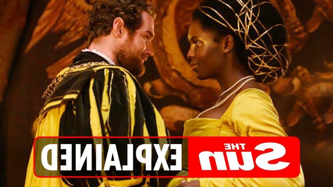 Anne Boleyn cast: Who stars in the Channel 5 series?