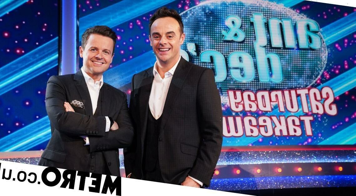 Ant and Dec speak out against 'London-centric' TV industry