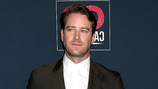 Armie Hammer Pictured For The 1st Time Since Rape Allegation As He's Seen In Cayman Islands