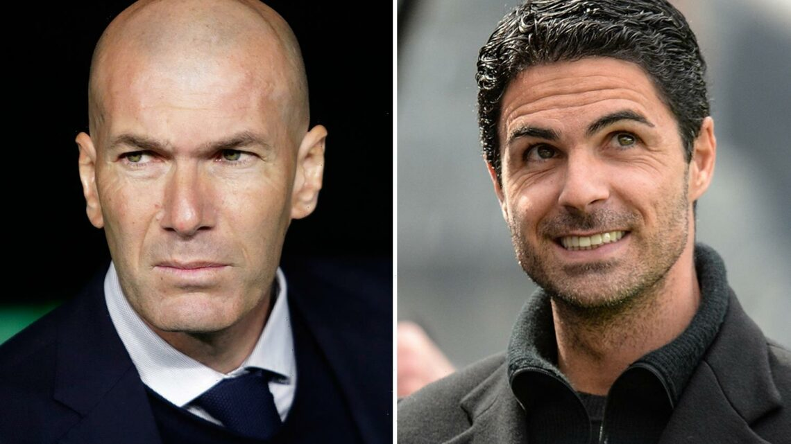 Arsenal need to appoint 'better' manager than Mikel Arteta with Zidane, Pochettino or Conte wanted by Darren Bent