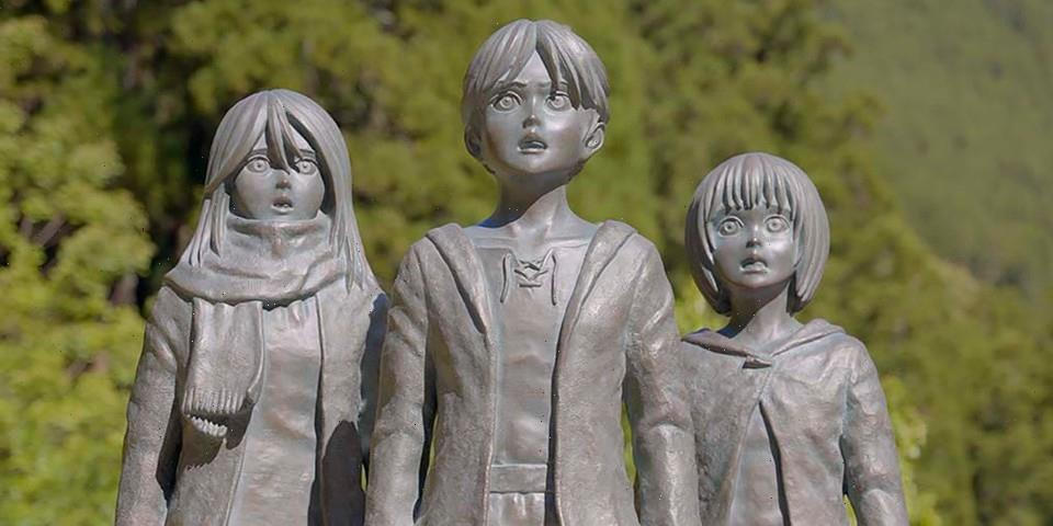 Attack on Titan Museum Opening Marked With Sprawling Fan Event