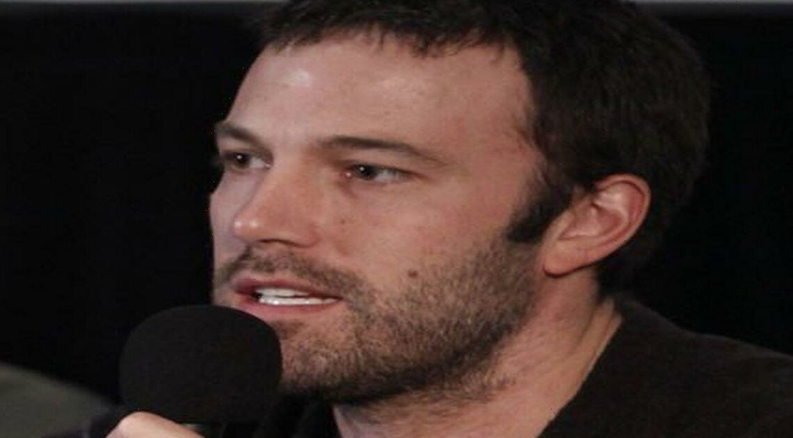 Awkward moment TikTok user reveals Ben Affleck sent video asking her why she unmatched him on dating app