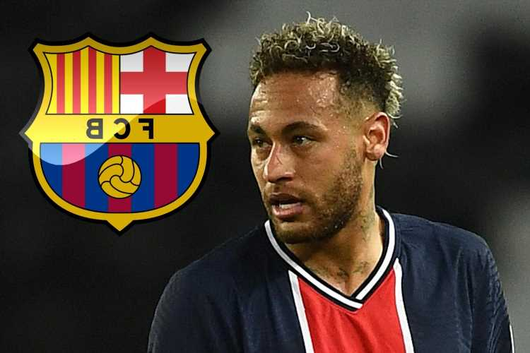 Barcelona 'make contact with PSG over sensational Neymar transfer return' as Brazilian holds contract extension talks