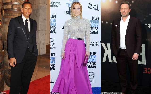 Ben Affleck Makes Multiple Visits to Jennifer Lopez's Home Post-Her Split From Alex Rodriguez