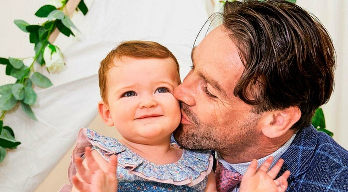 Ben Foden praises ex-wife Una and says they've 'come a long way since divorce'