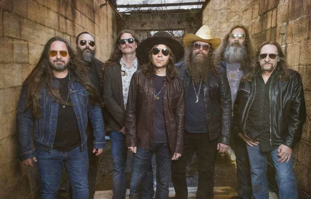 Blackberry Smoke Confirm New 'Spirit of the South' Tour Dates