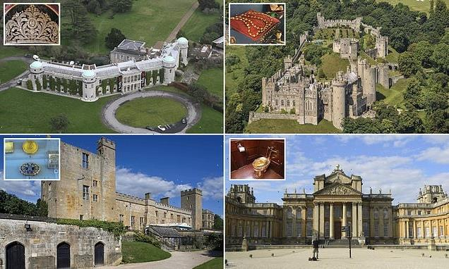Britain's stately home owners living in fear of the robbery gang