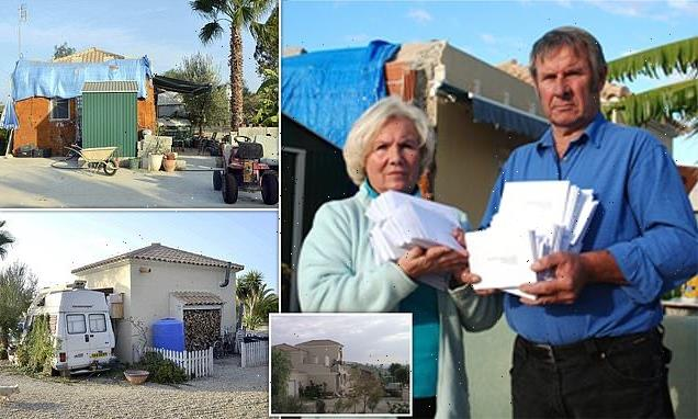 Brits win legal battle 13 years after their Spanish home was bulldozed