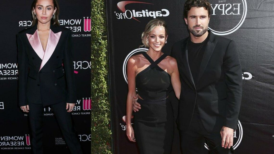 Brody Jenner Tells Kaitlynn Carter Why He Found Her Summer Fling With Miley Cyrus 'Gnarly'