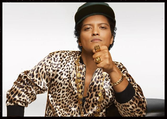 Bruno Mars Reportedly Sells Portion Of Song Catalog To Warner Chappell Music