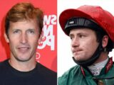 Champion jockey Oisin Murphy jokes he gets his rivals pumped up with strange song choice in the weighing room