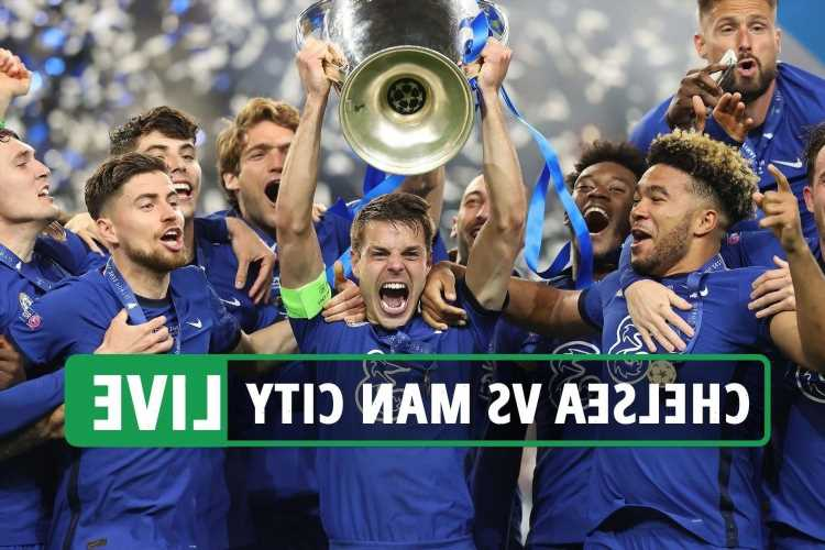 Chelsea 1 Man City 0 LIVE REACTION: Tuchel 'set for new contract' after triumph, Havertz goal hero – latest news