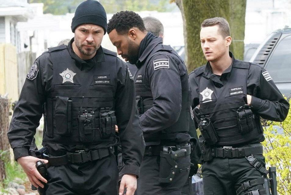 Chicago P.D. Finale Sneak Peek: Intelligence Assembles to Find Burgess