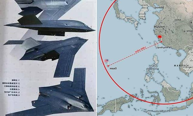 China's new stealth bomber 'could be able to hit Guam with a nuke'