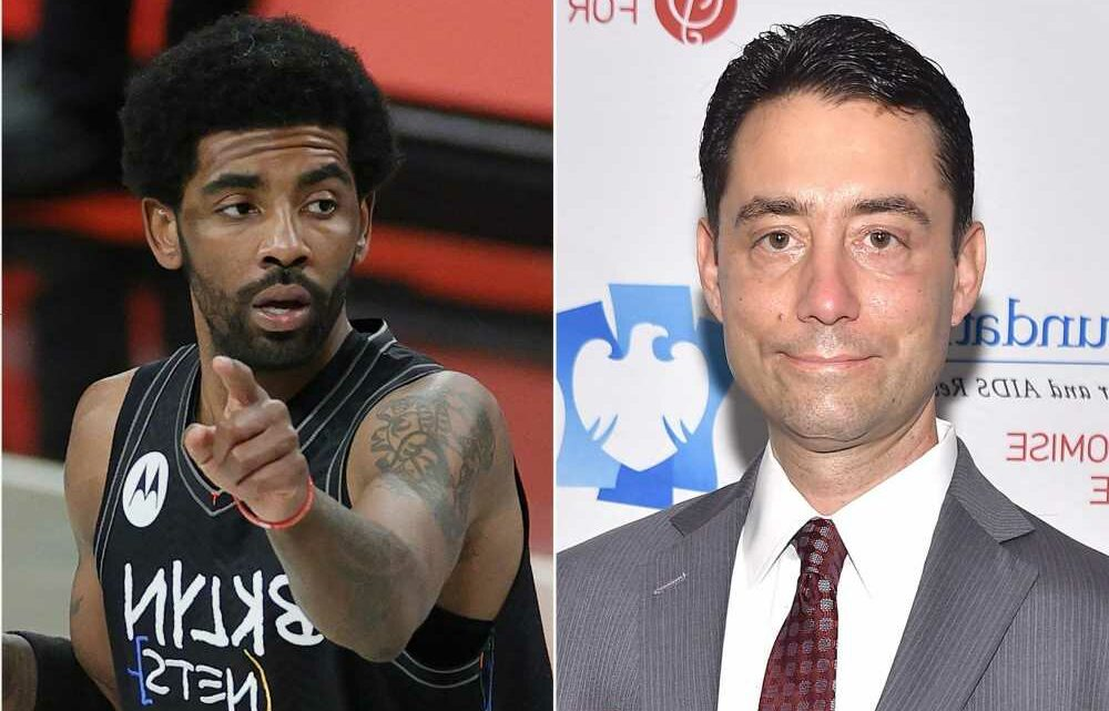 Chris Carrino's courage puts Kyrie Irving's 'load management' to shame
