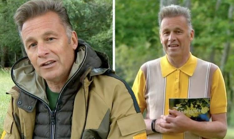 Chris Packham opens up on 'bad back incident' which left him in agony for a week