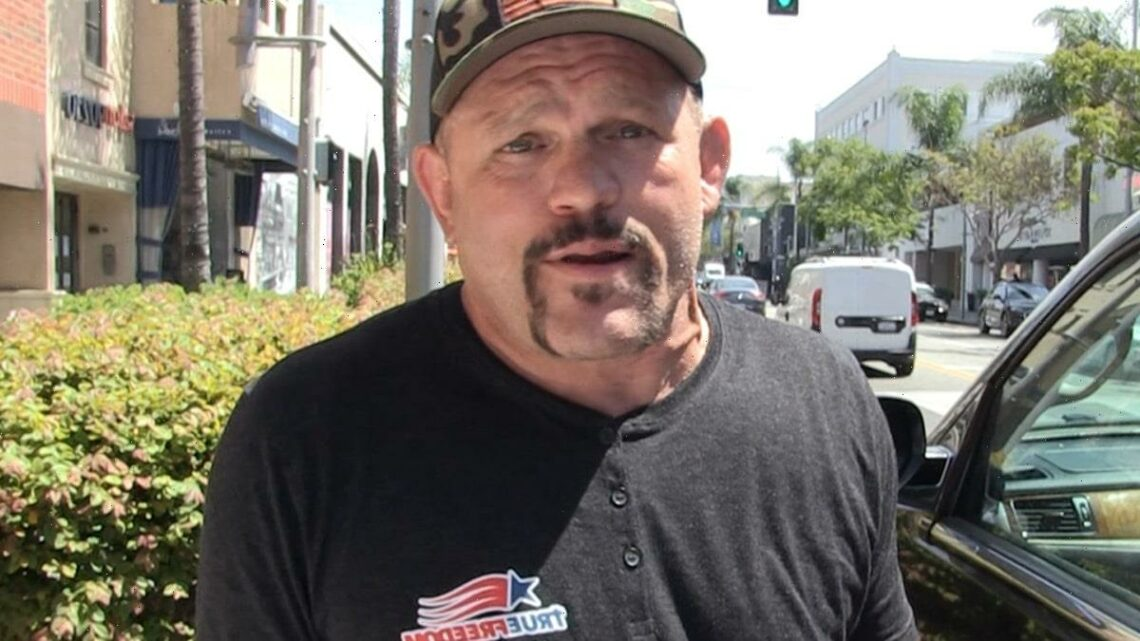 Chuck Liddell Shoots Down Potential Fight With Jake Paul, I'd Hurt Him
