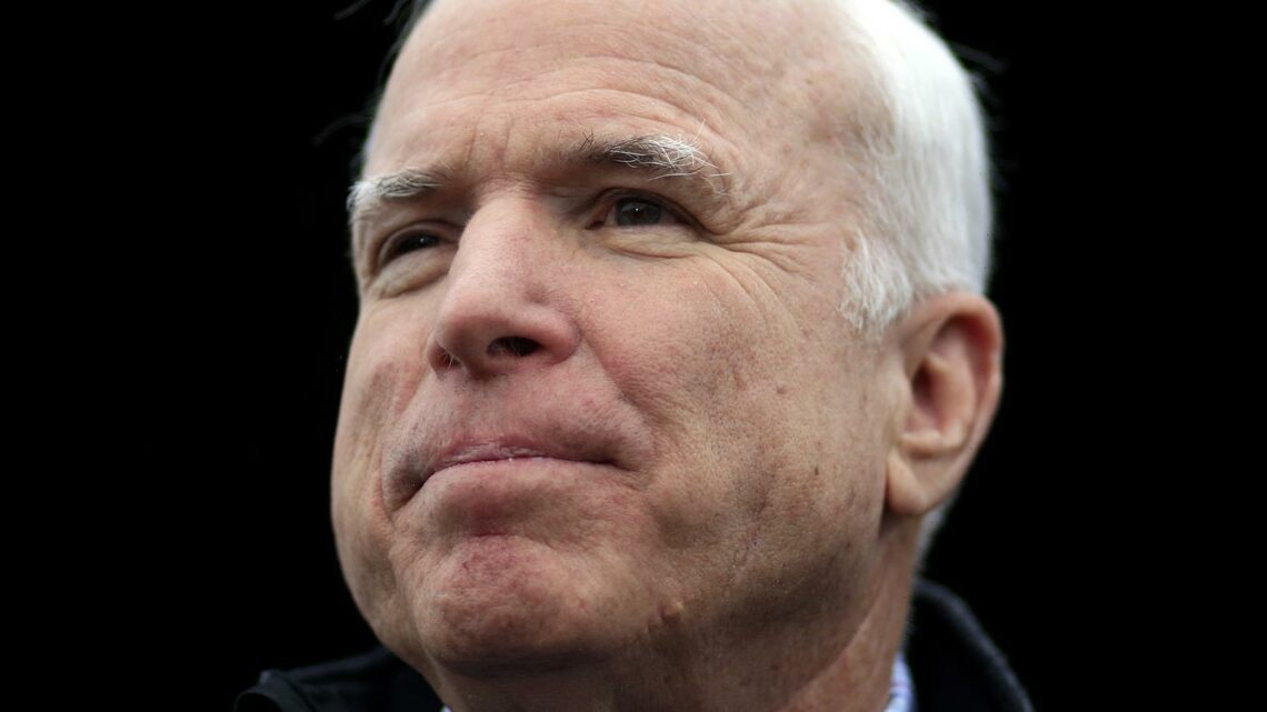 Cindy McCain Said John McCain Would Feel This Way About The GOP Today