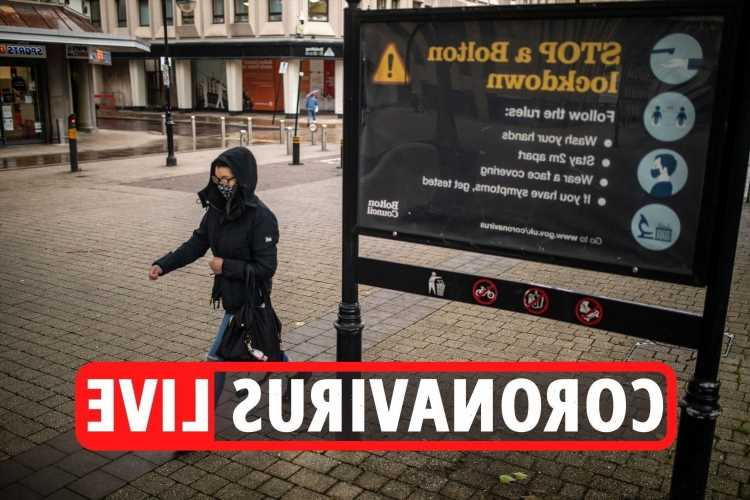Coronavirus UK news latest – NO local lockdowns for Indian Covid variant hotspots amid 'confusing' travel advice