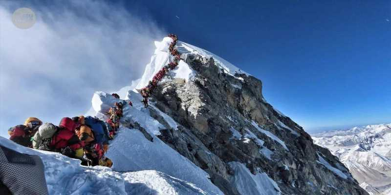 Coronavirus on Mt. Everest 'At least 100 people minimum' are positive for COVID, guide claims
