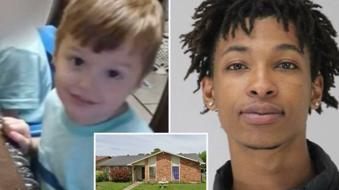 Darriynn Brown visited Cash Gernon's home & was told to leave when he 'creeped out kids' before 'he returned to kill'