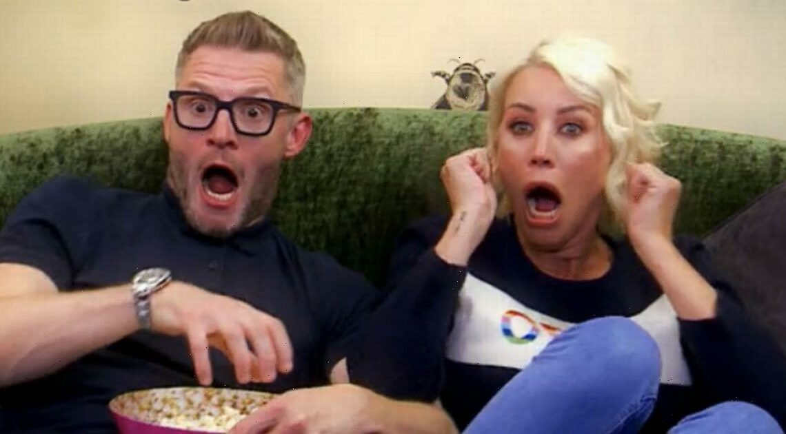 Denise Van Outen confirmed as first Celebrity Gogglebox star for new series