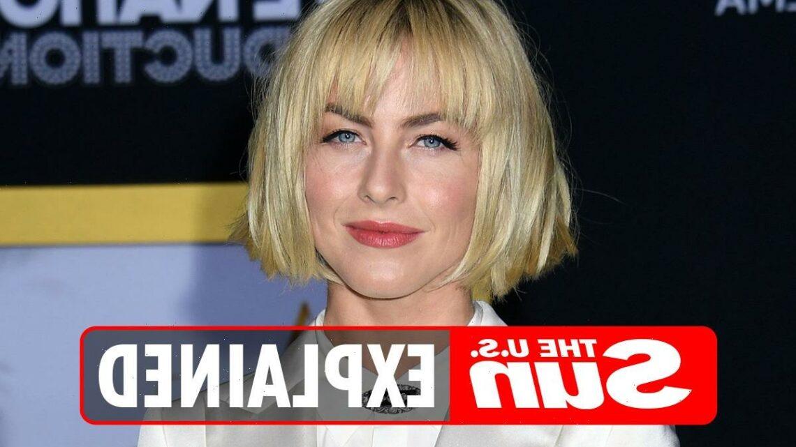 Did Julianne Hough and Leonardo DiCaprio date?