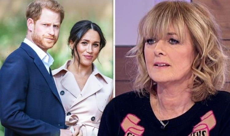 'Do as I say, not as I do' Prince Harry's complaints quizzed by Loose Women's Jane Moore