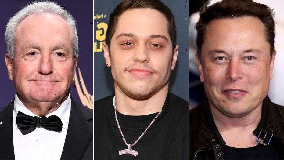 Elon Musk dines with Pete Davidson, Lorne Michaels ahead of 'SNL' hosting debut: report
